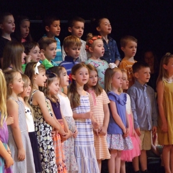 Photo of singers