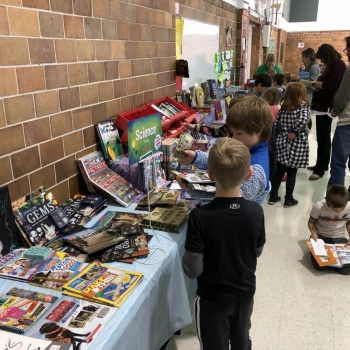 photo of book fair