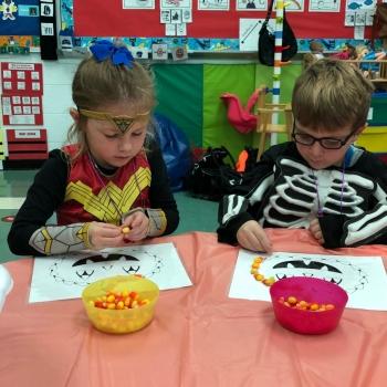 photo of halloween celebrations