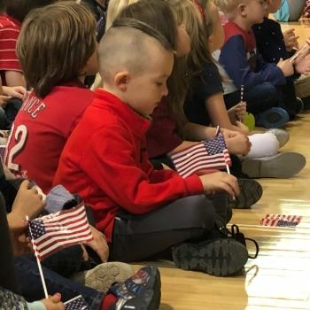 photo of veterans day celebration