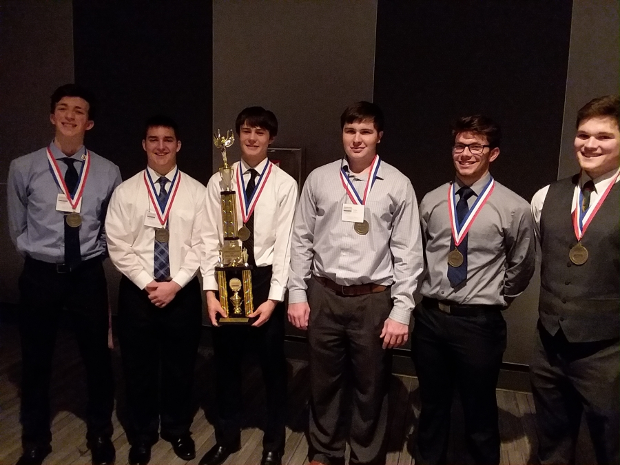 Photo of BPA winners