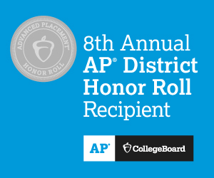 Photo of AP Honor Roll logo