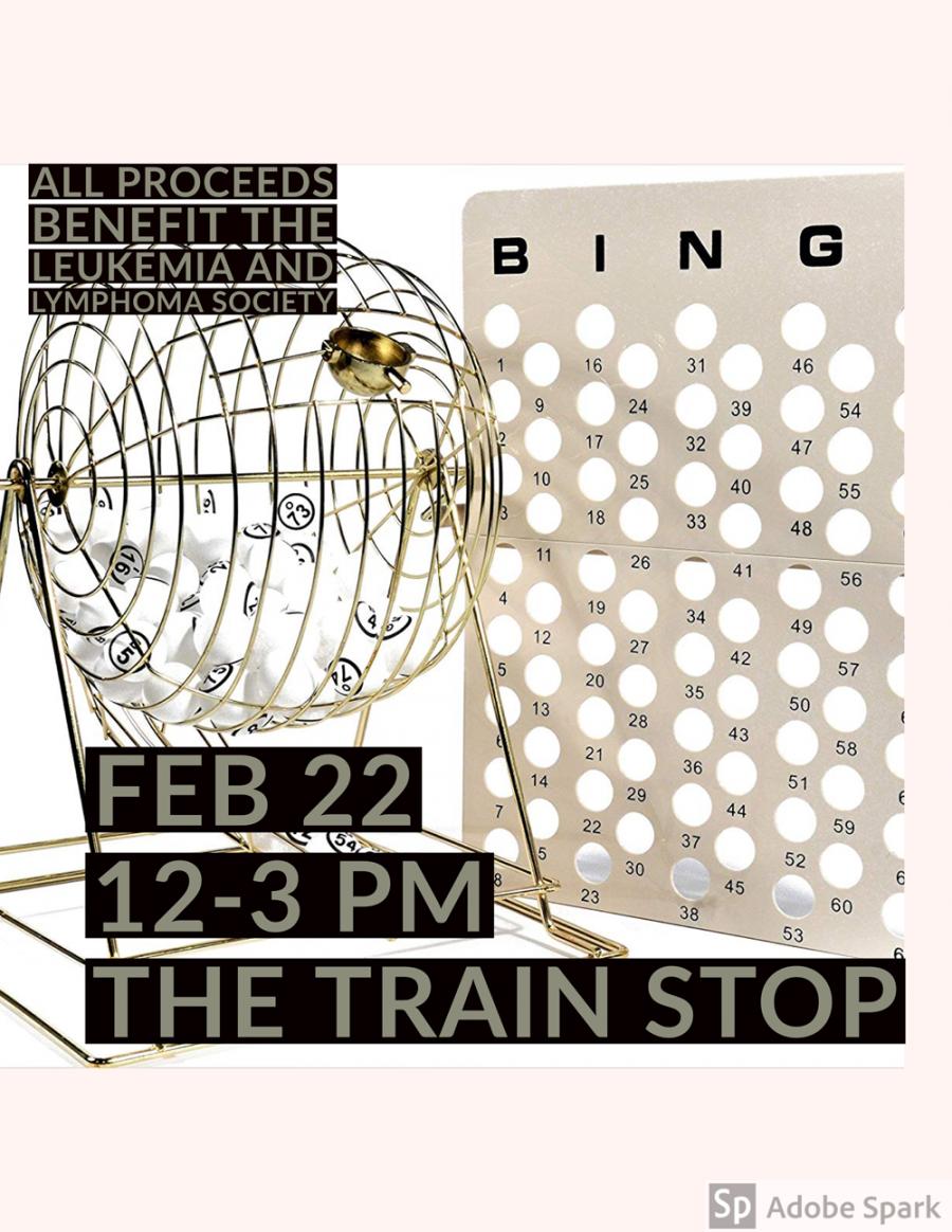 photo of bingo flyer