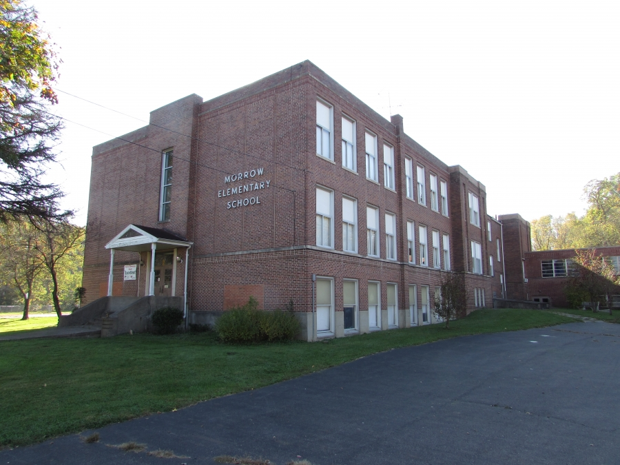 Photo of Morrow Elementary building