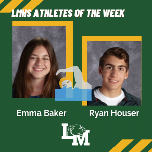 Athletes of the Week - Swimming