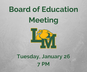 BOE January Meeting