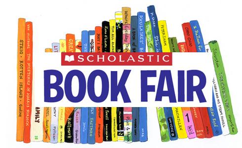 LMJH Book Fair Oct. 24-Nov. 1