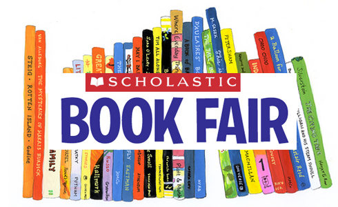 photo of book fair logo