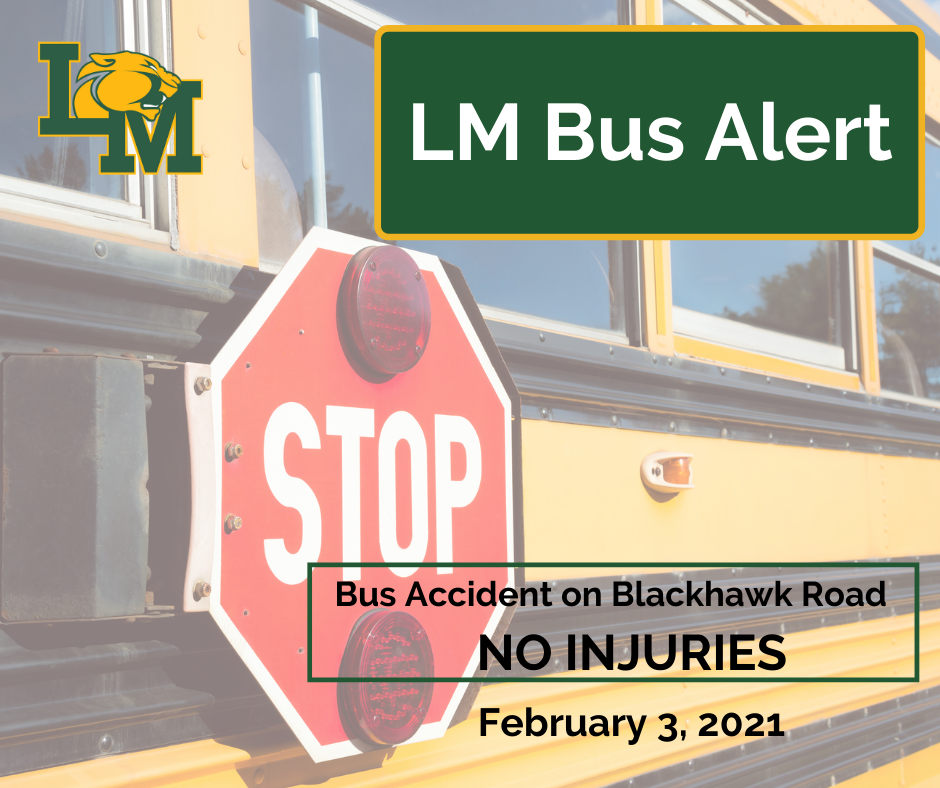 Bus Accident Alert February 3