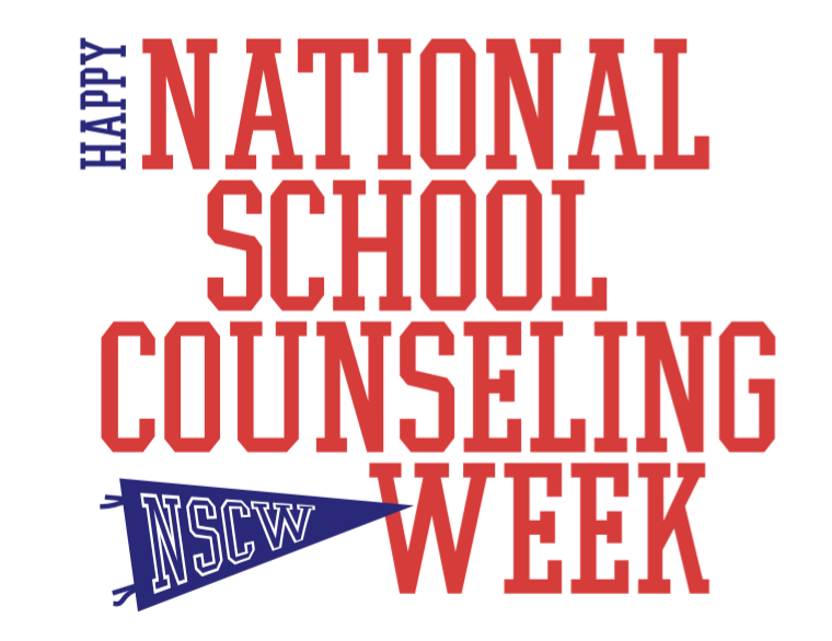 Counselor week logo