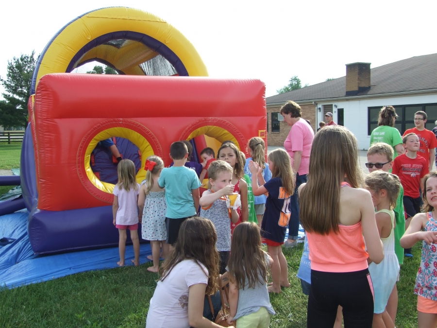 Photo of inflatable