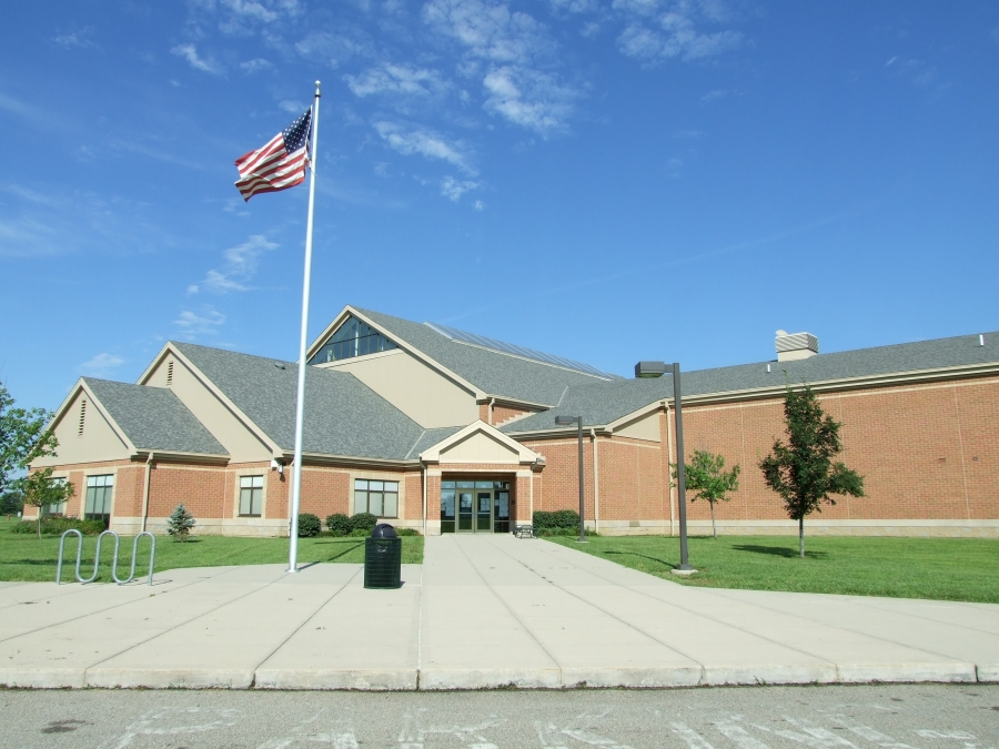 Photo of intermediate school