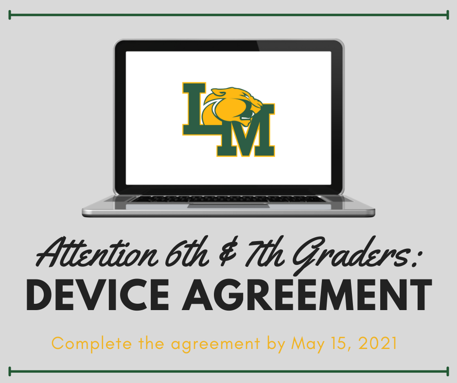 computer graphic - device agreement
