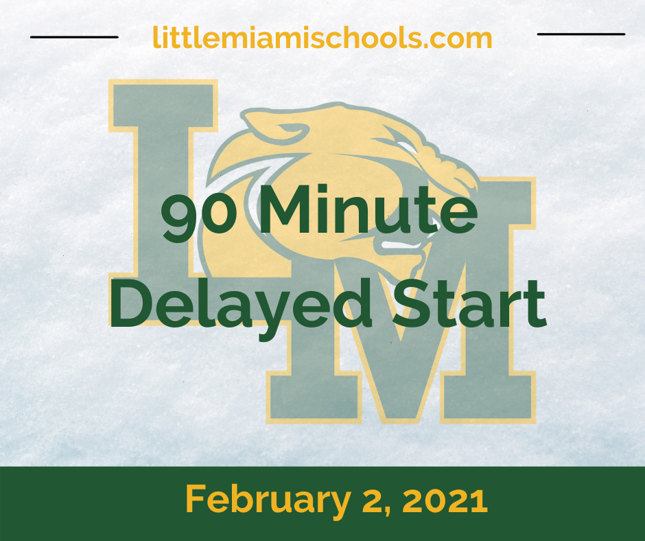 90 Minute Delayed Start 2-2