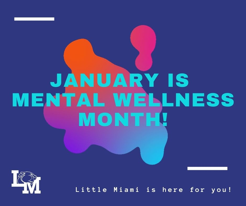 January is mental wellness month