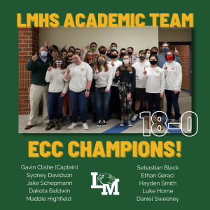 Academic Team wins ECC