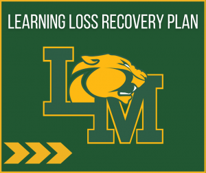 Little Miami Learning Loss Recovery Plan with LM Logo