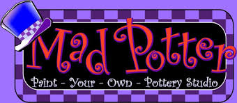 Photo of mad potter logo