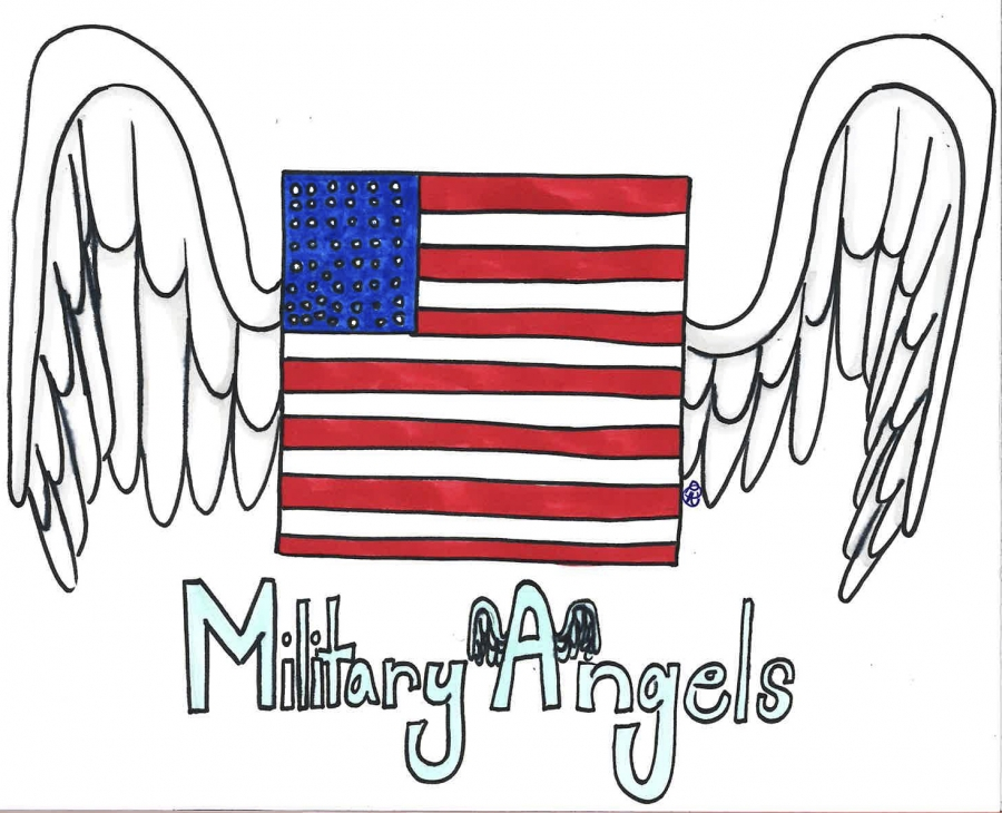 military angels logo