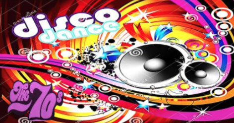 Photo of disco logo