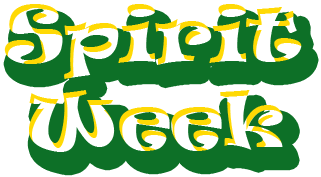 Spirit week logo