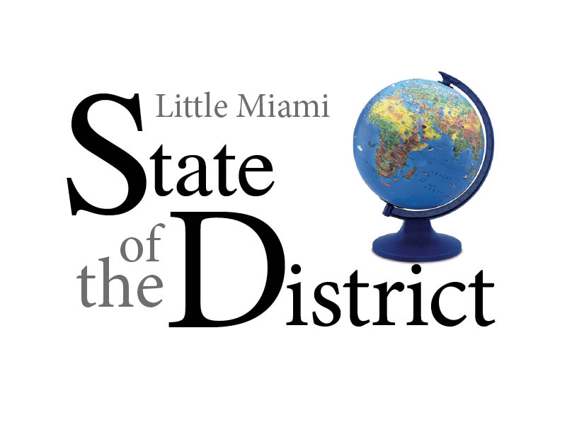 Photo of State of the District logo