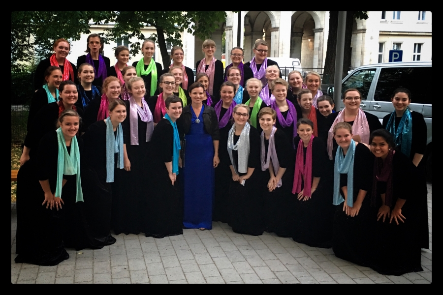 Photo of chorale