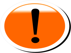 Photo of alert logo