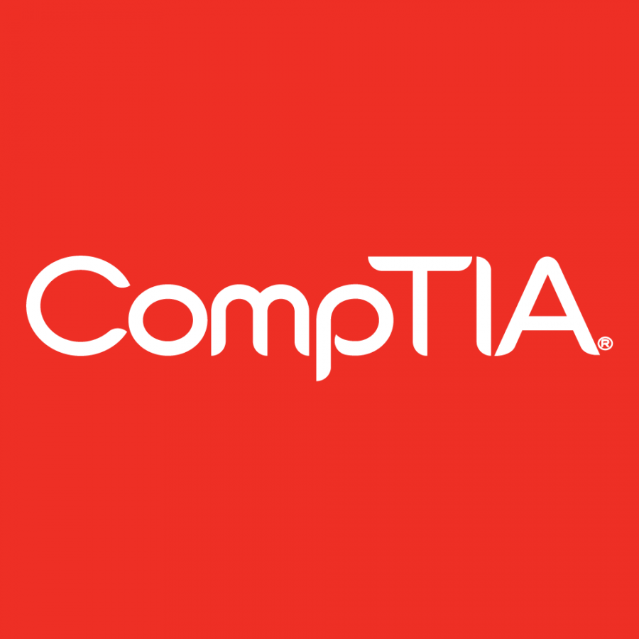 photo of comptia logo
