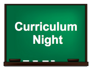 Curriculum night logo