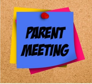 parent meeting clip art