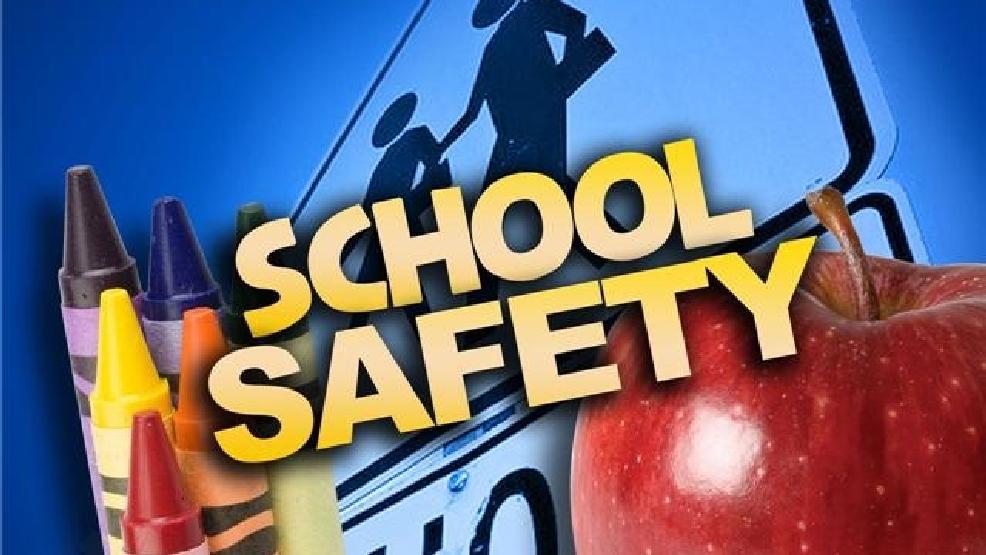 Jr. High safety drill Jan. 28
